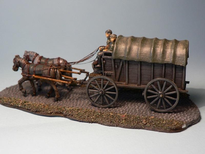 [HAT] WWII German Field Wagon Final310