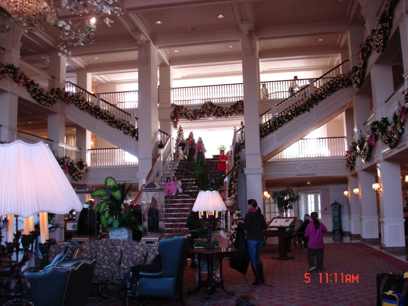 Disneyland Hôtel Dsc00317