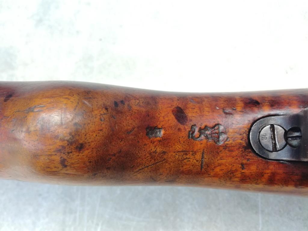 G98 à embases et montage lunette sniper WW1 Img_2051