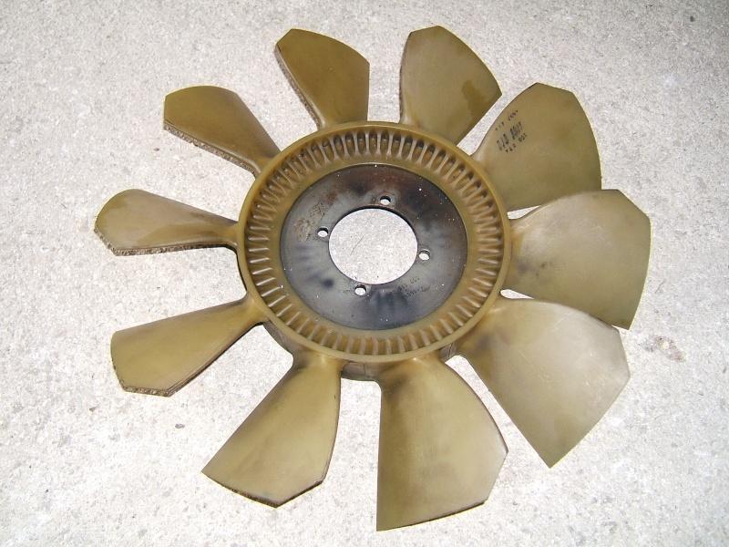 collecteurs d'air pour 6.5 turbo, ventilateur 6.5 Dscf6620