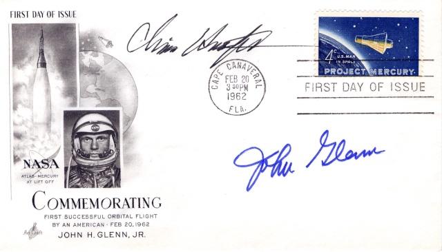 Philatélie Spatiale USA - 1962 - Programme Mercury 1962_012