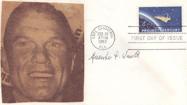 Philatélie Spatiale USA - 1962 - Programme Mercury 1962_013