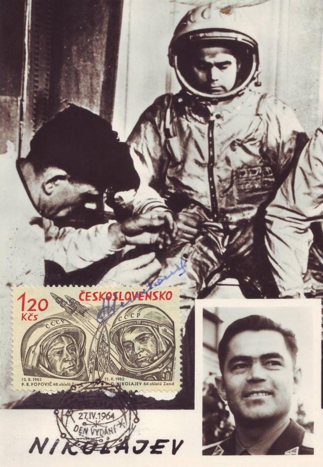 50ème anniversaire des vols Vostok 3 et Vostok 4 - Premier vol ''groupé'' 1964_010