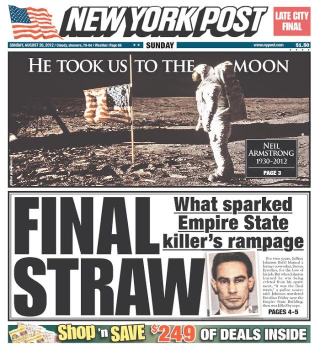 Disparition de Neil Armstrong - La couverture médiatique par la presse américaine 2012_019