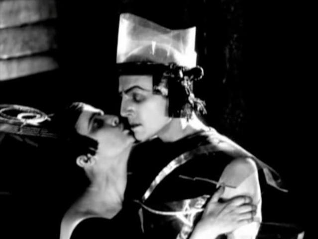 Cinéma - Aelita (film de science-fiction de 1924) Aelita14