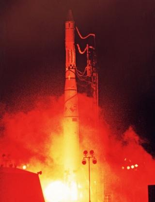 50ème anniversaire du programme canadien / 1962 - 2012 / Alouette I Agena_10