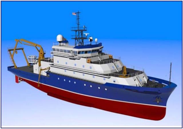 L'US Navy annonce qu'un bâtiment de recherche de la marine portera le nom de Neil Armstrong Agor-210