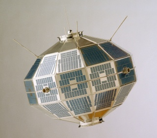 50ème anniversaire du programme canadien / 1962 - 2012 / Alouette I Alouet11