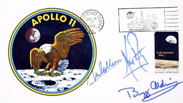 Astrophilatélie - Neil Armstrong et Apollo 11 (1ère Partie) Apollo18