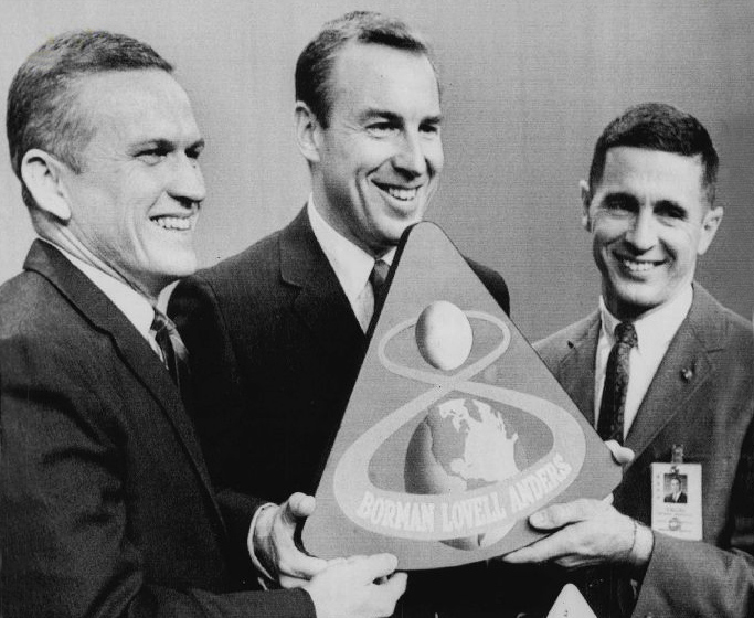 Apollo 8 - La mission - Rares Documents, Photos, et autres ... Apollo23