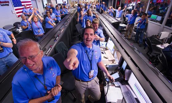 MSL et Curiosity arrivent sur la planète Mars Cheeri10