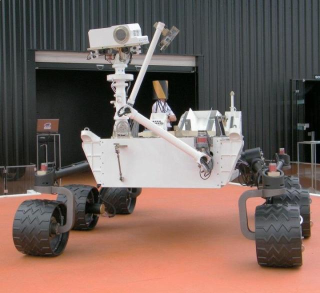 MSL et Curiosity arrivent sur la planète Mars Curios10
