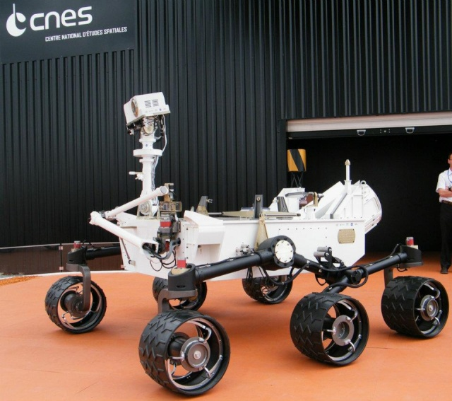 MSL et Curiosity arrivent sur la planète Mars Curios12