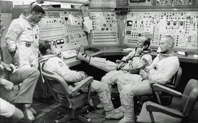 Gemini 11 - La mission - Rares Documents, Photos, et autres  Gemini15