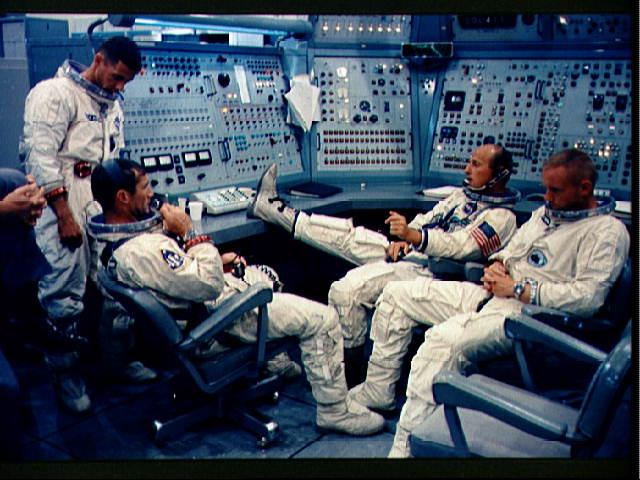 Gemini 11 - La mission - Rares Documents, Photos, et autres  Gemini16