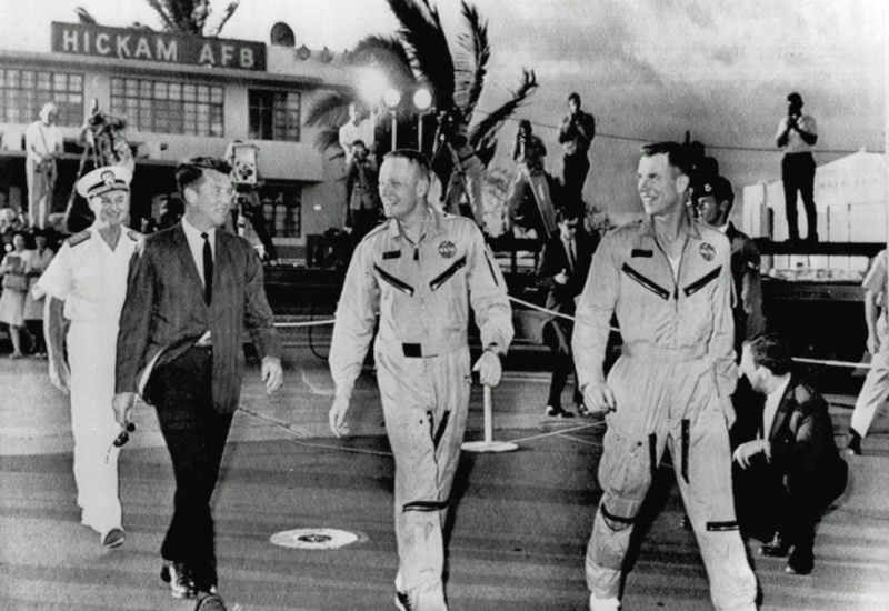 Gemini 8 - La mission - Rares Documents, Photos, et autres ... Gemini29
