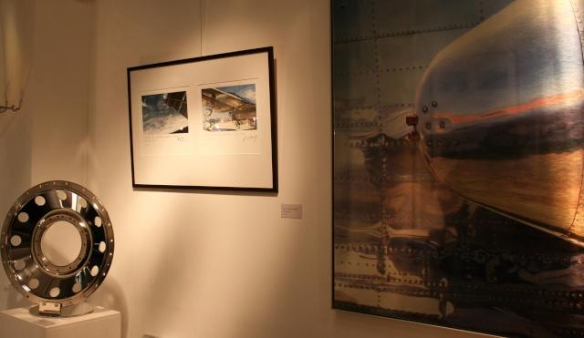 4 au 31 octobre 2012 - Exposition Photos de Jean-Loup Chrétien et Manolo Chrétien Img_1314