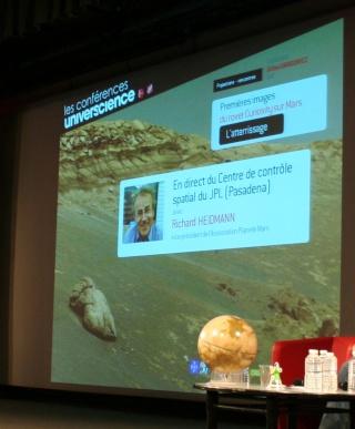 11 août 2012 - Premières Images de Curiosity - Cité des Sciences et de l'Industrie à Paris Img_9416