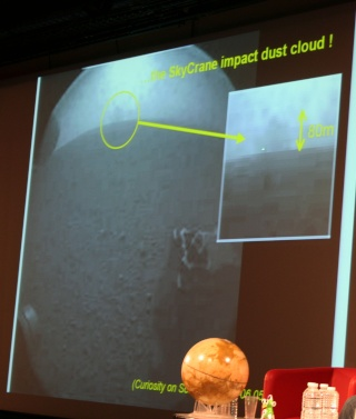 11 août 2012 - Premières Images de Curiosity - Cité des Sciences et de l'Industrie à Paris Img_9420