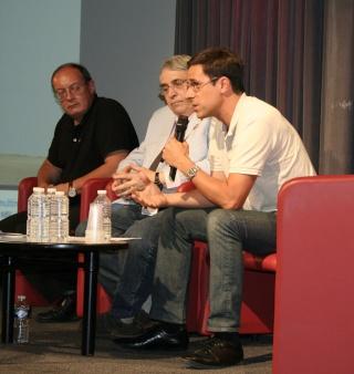 11 août 2012 - Premières Images de Curiosity - Cité des Sciences et de l'Industrie à Paris Img_9512