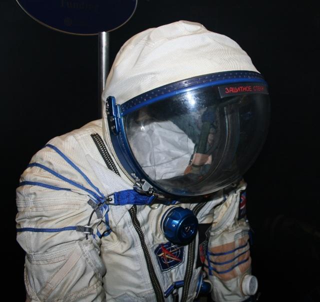 Combinaison d'Helen Sharman - Soyouz TM-12 - Première anglaise dans l'espace - 1991 Img_9611