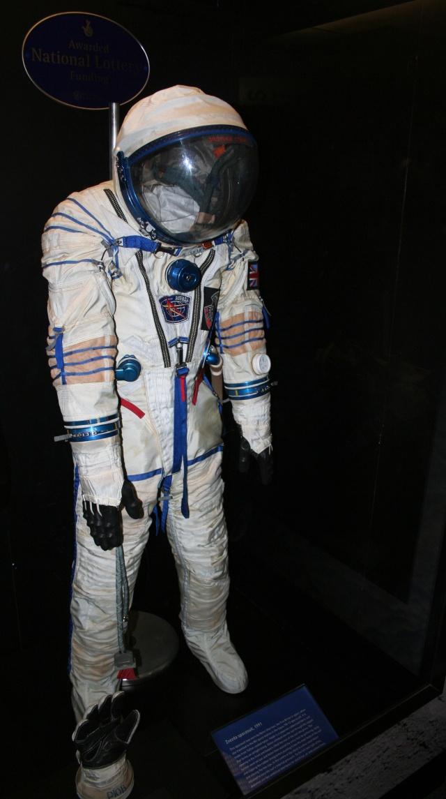Combinaison d'Helen Sharman - Soyouz TM-12 - Première anglaise dans l'espace - 1991 Img_9613