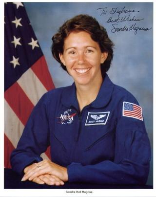 L'astronaute Sandra Magnus quitte la NASA Magnus10