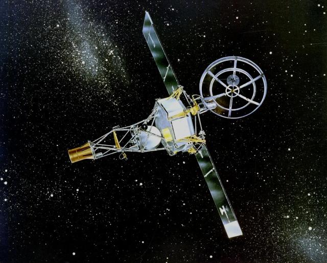 27 août 1962 - Mariner 2 s'envole vers Venus Marine10