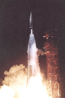 27 août 1962 - Mariner 2 s'envole vers Venus Marine11
