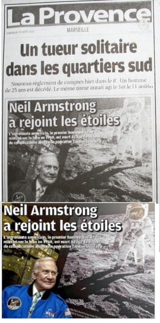 Disparition de Neil Armstrong - La couverture médiatique de la presse écrite (France) Page_b11