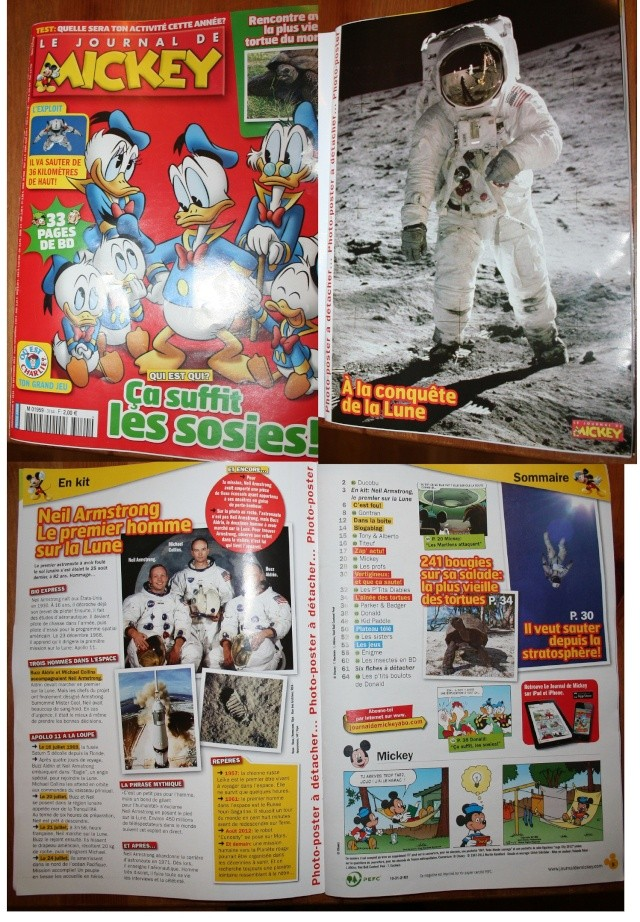 Disparition de Neil Armstrong - La couverture médiatique de la presse écrite (France) Page_b18