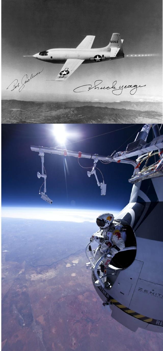 Red Bull Stratos - Felix Baumgartner dans les pas de Joe Kittinger Page_b19