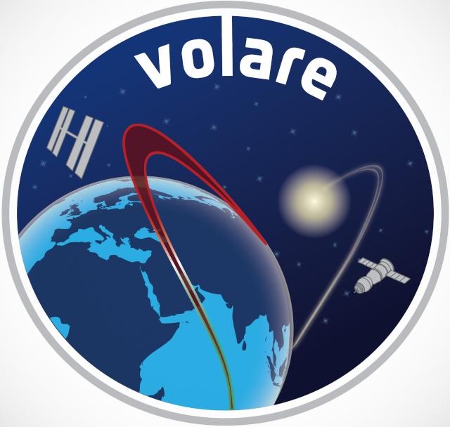 Vol de Luca Parmitano / Expedition 36-37 - VOLARE / Soyouz TMA-9M Parmit10