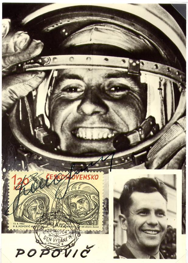 50ème anniversaire des vols Vostok 3 et Vostok 4 - Premier vol ''groupé'' Popovi10