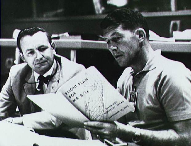 3 octobre 1962 - 50ème anniversaire du vol de Walter Schirra à bord de Sigma 7 Schirr10