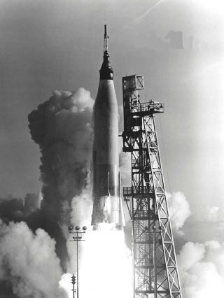 3 octobre 1962 - 50ème anniversaire du vol de Walter Schirra à bord de Sigma 7 Sigma_10