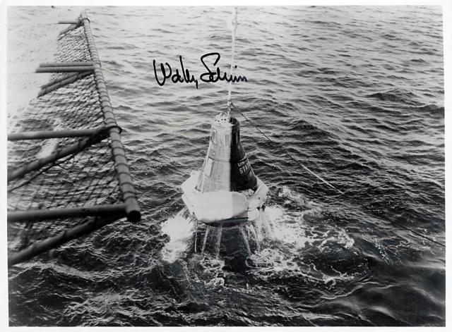 3 octobre 1962 - 50ème anniversaire du vol de Walter Schirra à bord de Sigma 7 Sigma_11