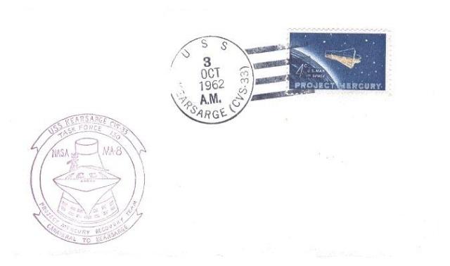 3 octobre 1962 - 50ème anniversaire du vol de Walter Schirra à bord de Sigma 7 Sigma_12