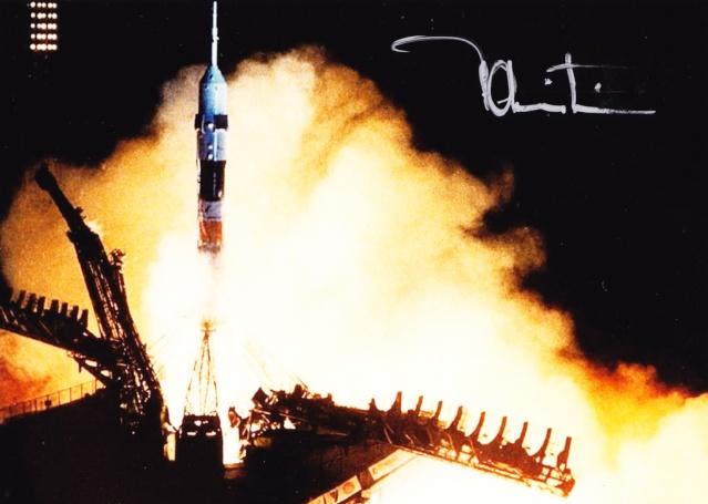 Capsule Soyouz TM-7 - Jean-Loup Chrétien mission Aragatz - 1988 Soyouz18