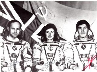 Combinaison d'Helen Sharman - Soyouz TM-12 - Première anglaise dans l'espace - 1991 Soyouz20