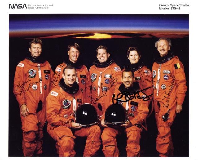 24 au 27 septembre 2012 - Space Week en Belgique - 20 ans mission STS-45 Sts-4511
