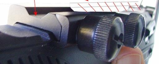 Solution pour adapter au mieux ma lunette sur le zoraki ? Zoraki11