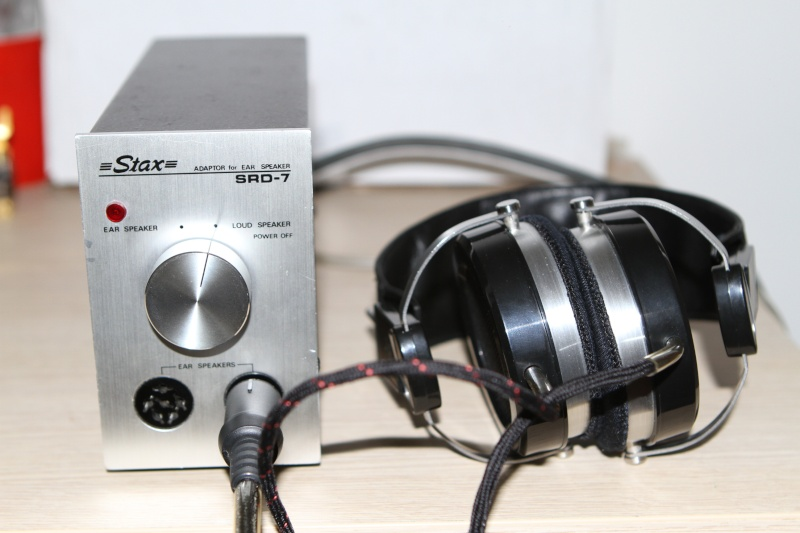 Venduto Stax SRX Mk3  Stax10