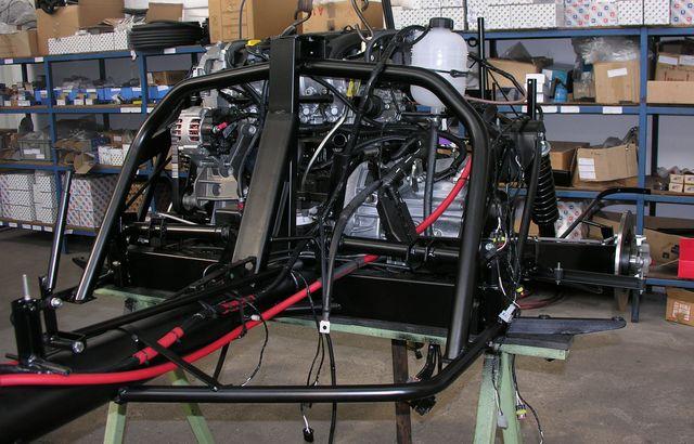 Dépose moteur modification des bras V1 en V2 suivant modèle SECMA Harnai11