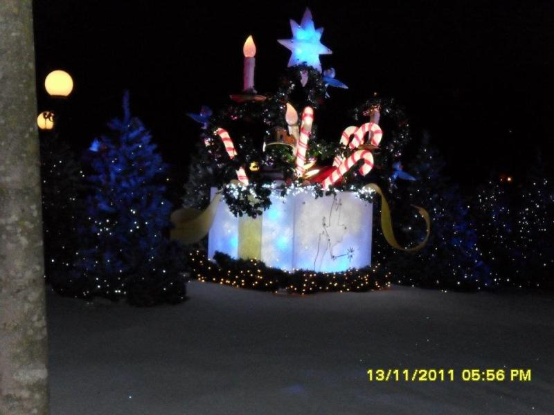 Le Noël Enchanté Disney (du 9 novembre 2012 au 6 janvier 2013) - Page 3 39131210