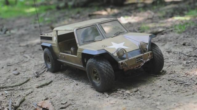 LANE Boys RC's Tamiya XR311 build Right_10