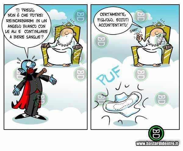 RIDI CHE TI  PASSA.... - Pagina 2 Vampir11