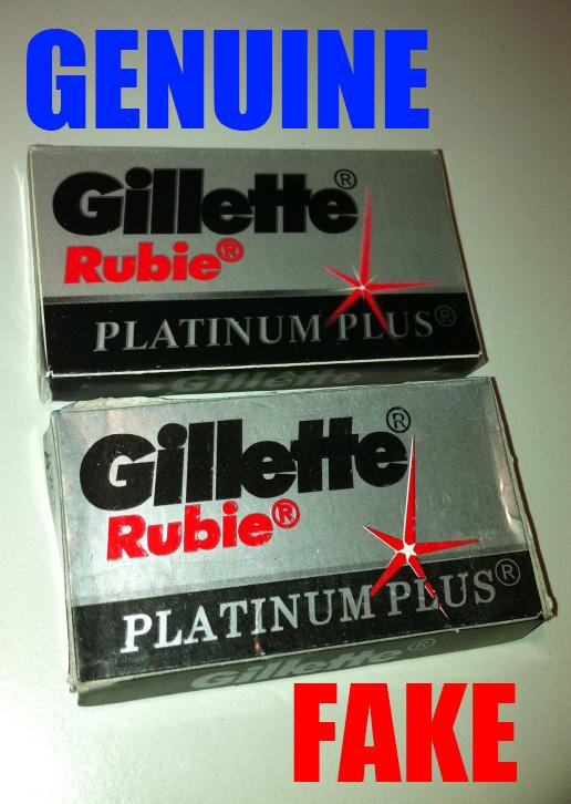 Gillette Rubie Fake_r10