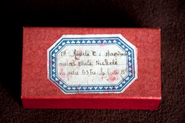 Rasoirs et lames Aubert Rasoir11