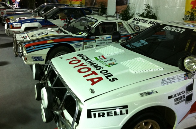 San Marino - Rallye Legend - octobre 2012 Photo112